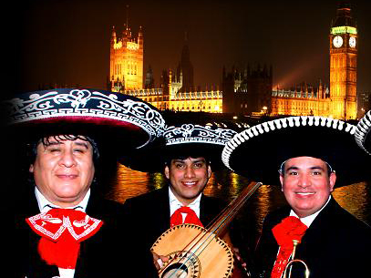 hire a London Mexican Mariachi Doritos band