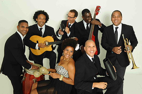 Yambu Cuban Salsa Son band